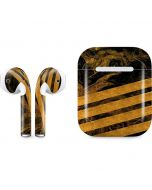 Striped Marble Apple AirPods Skin