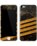 Striped Marble Apple iPod Skin