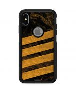 Striped Marble Otterbox Commuter iPhone Skin