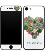 Succa For You iPhone 8 Skin
