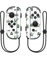 Succulent Pattern Nintendo Joy-Con (L/R) Controller Skin