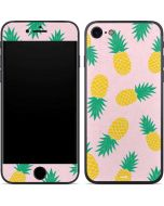 Summer Pineapples iPhone 8 Skin