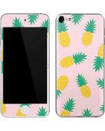 Summer Pineapples Apple iPod Skin