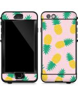 Summer Pineapples LifeProof Nuud iPhone Skin