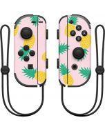 Summer Pineapples Nintendo Joy-Con (L/R) Controller Skin