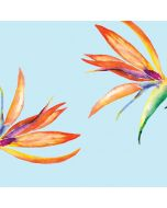 Birds of Paradise Summer Galaxy S8 Plus Lite Case
