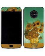 Sunflowers 1888 Moto X4 Skin