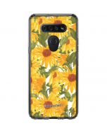 Sunflowers LG K51/Q51 Clear Case