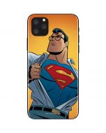 Superman Cartoon iPhone 11 Pro Max Skin