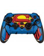 Superman Chest PlayStation Scuf Vantage 2 Controller Skin
