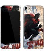 Superman Color Sketch Apple iPod Skin