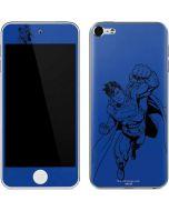 Superman Comic Pop Apple iPod Skin