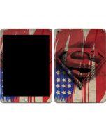 Superman Crest Apple iPad Skin
