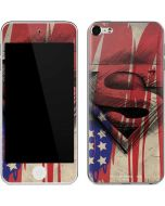 Superman Crest Apple iPod Skin