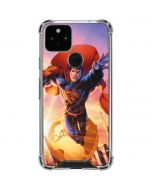 Superman Daily Planet Google Pixel 5 Clear Case
