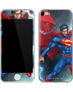 Superman Elements Apple iPod Skin
