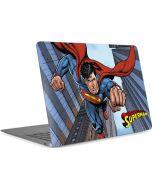 Superman Flying Apple MacBook Air Skin