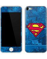 Superman Logo Apple iPod Skin