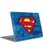 Superman Logo Apple MacBook Air Skin