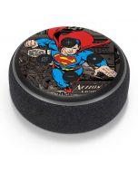 Superman Mixed Media Amazon Echo Dot Skin