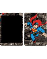 Superman Mixed Media Apple iPad Skin