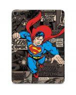 Superman Mixed Media Apple iPad Pro Skin