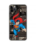 Superman Mixed Media iPhone 11 Pro Max Skin
