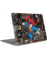 Superman Mixed Media Apple MacBook Air Skin