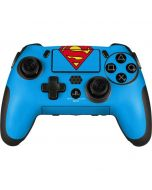 Superman Official Logo PlayStation Scuf Vantage 2 Controller Skin