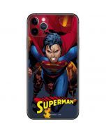 Superman on Fire iPhone 11 Pro Max Skin