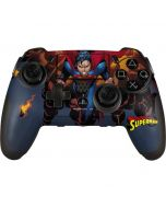 Superman on Fire PlayStation Scuf Vantage 2 Controller Skin