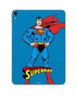 Superman Portrait Apple iPad Pro Skin