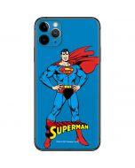 Superman Portrait iPhone 11 Pro Max Skin