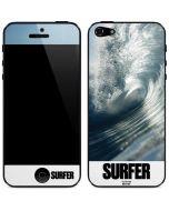 SURFER Magazine Barrel Wave iPhone 5/5s/5SE Skin