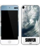 SURFER Magazine Barrel Wave Apple iPod Skin