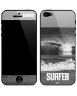 SURFER Magazine Black and White iPhone 5/5s/5SE Skin