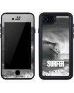 SURFER Magazine Black and White iPhone 7 Waterproof Case