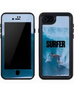 SURFER Magazine Riding A Wave iPhone 7 Waterproof Case