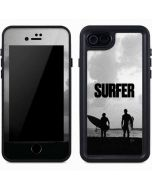 SURFER Magazine Silhouettes iPhone 7 Waterproof Case