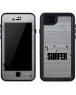 SURFER Magazine Stillness iPhone 7 Waterproof Case