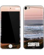 SURFER Magazine Sunset Apple iPod Skin