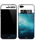 SURFER Magazine Underwater iPhone 5/5s/5SE Skin