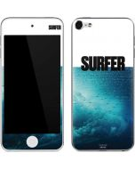 SURFER Magazine Underwater Apple iPod Skin