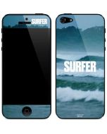 SURFER Magazine Waves iPhone 5/5s/5SE Skin