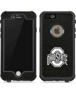 OSU Ohio State Black iPhone 6/6s Waterproof Case
