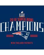 2016 Super Bowl LI Champions New England Patriots Apple iPad Skin