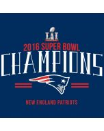 2016 Super Bowl LI Champions New England Patriots HP Envy Skin