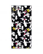 Sylvester and Tweety Super Sized Galaxy Note 10 Skin