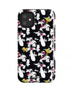 Sylvester and Tweety Super Sized iPhone 11 Impact Case