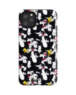 Sylvester and Tweety Super Sized iPhone 11 Pro Max Impact Case